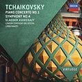 B-moll zongoraverseny; 4. szimfónia